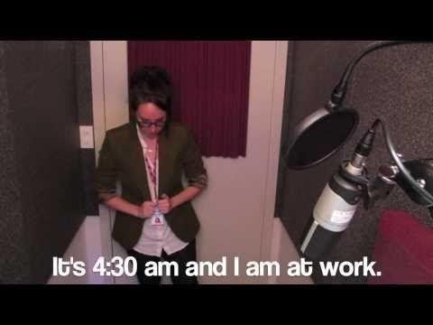 Marina hat die Schnauze voll von ihrem Job. Weil ihr Boss mehr Wert auf Quantität als auch Qualität bei ihrer Arbeit legt, hat sie nun mit diesem Tanzvideo (gedreht um 4.30 Uhr im Büro) ihre Gefühle ausgedrückt  und ihre Kündigung eingereicht.