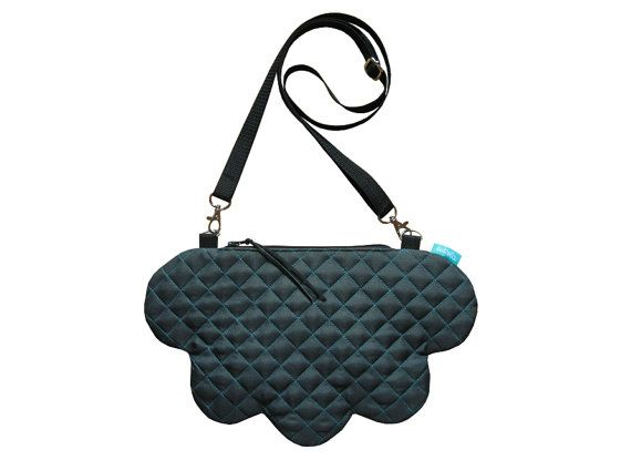 Hey, I found this really awesome Etsy listing at https://www.etsy.com/listing/256523426/grey-cloud-bag-quilted-waterproof-unique