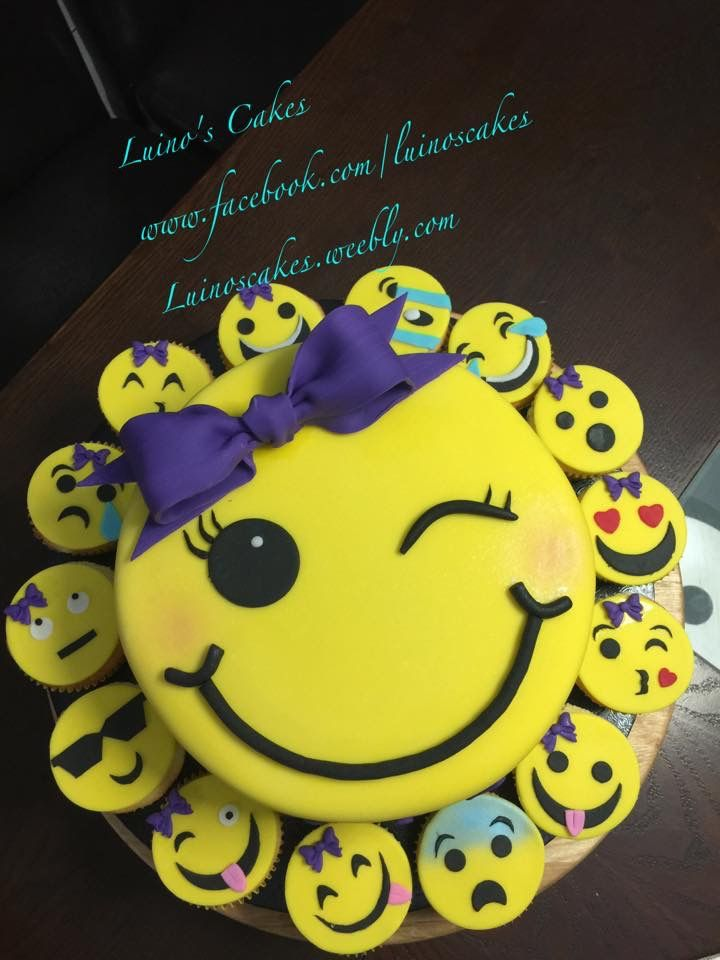 Best 20+ Emoji cake ideas on Pinterest Birthday cake ...