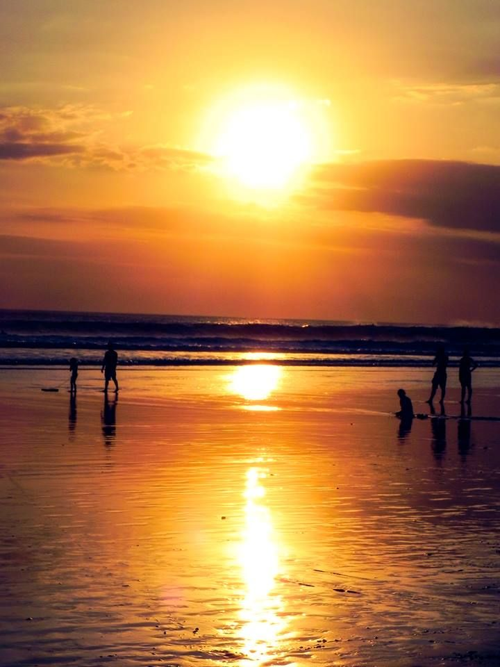 golden sunsets .. love them
