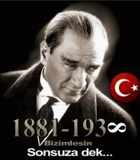 Mustafa Kemal Atatürk  Asaletin ta kendisi. . .