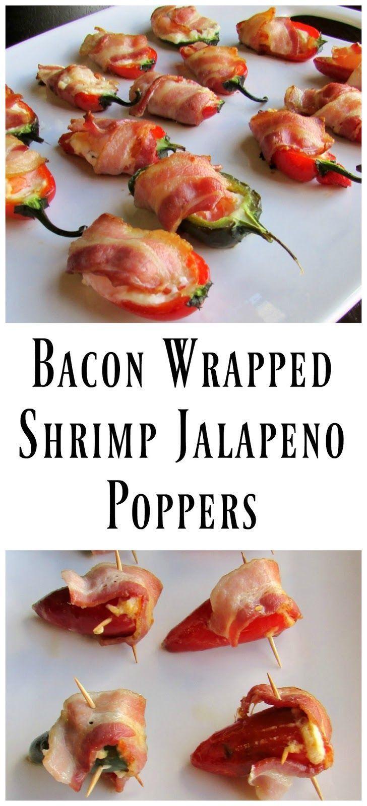 Blue apron bayonne - Bacon Wrapped Shrimp Jalapeno Poppers