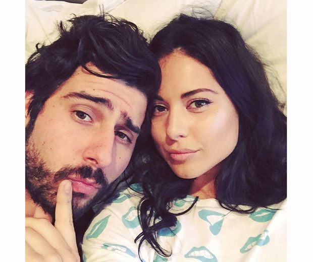 Louise Thompson And Alik Alfus: Are They Together? http://ift.tt/1Jp0zxh #LookMagazine #Fashion