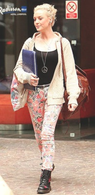 Perrie: Perry Edward, Edward Style, Perrie Edwards