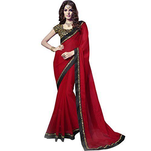Vasu Saree Beautiful Dark Red Chiffon Party Wear Saree Va... http://www.amazon.in/dp/B01MQQSPLN/ref=cm_sw_r_pi_dp_x_iAfHzbKZGX60D