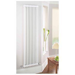 Living Room Radiator - http://www.screwfix.com/p/acova-classic-2-column-designer-radiator-white-h-2000-x-w-398mm/46099 - £151.80