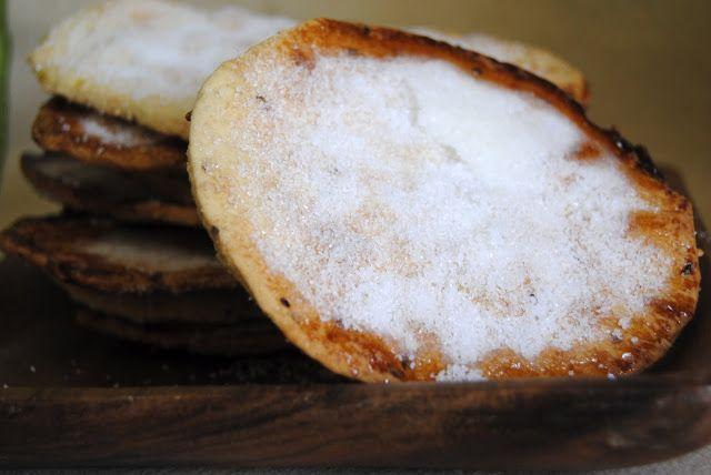 Asopaipas. Recetas de Cocina Casera .: Tortas de Aceite