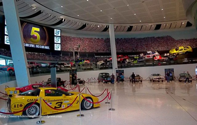 NASCAR Hall of Fame museum south carolina