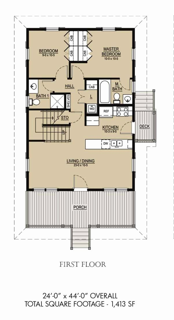 20 X 40 House Plans Unique Bruce Toler 23 X 40 House Plans In 2019 House Plans Bedroom House Plans Cabin House Plans