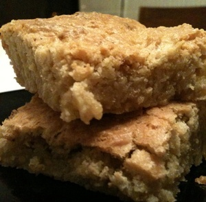 Cook Blondies