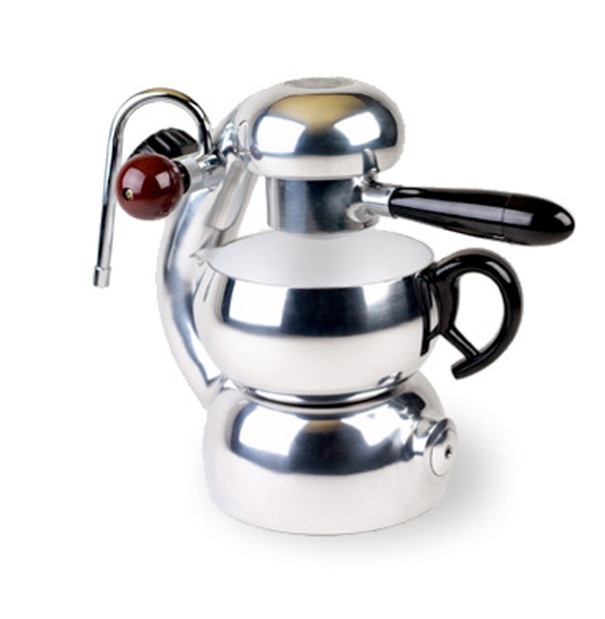 Atomic Vision The Sorina Stovetop Espresso Maker Products Objects Of My Desire Pinterest Coffee And