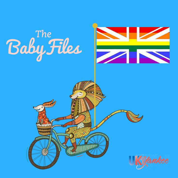 The Baby Files is a baby book for all families. Perfect for gay parents, straight parents, adoption, surrogacy, any religion or none at all. Just add love. #lovemakesafamily #family #thebabyfiles