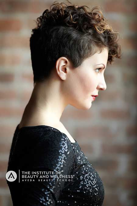 Good and Unique Pixie Lower with Great Curly Best Area