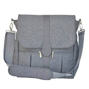We can't believe the price for this amazing diaper bag- it can be worn as a backpack, shoulder, or messenger bag and is only $80! #babyshower #babyregistry #pregnant