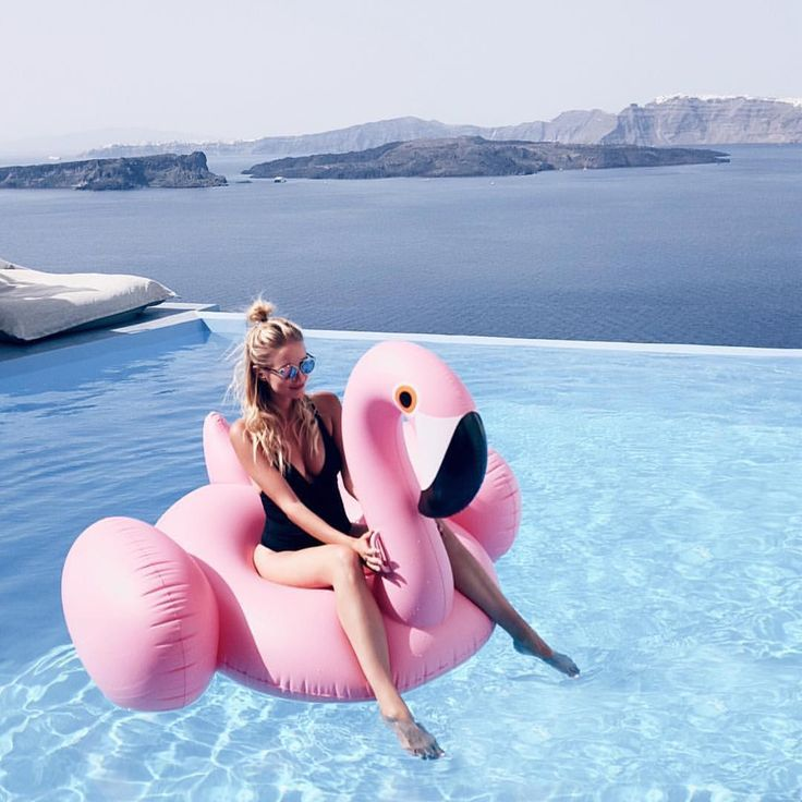 why do i not own a flamingo pool float?