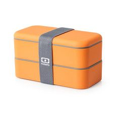 All I want for my upcoming birthday is tickets to B2Men@Vegas or this! (*evil grin) MonBento :: MB Bento Box Orange, now featured on Fab.