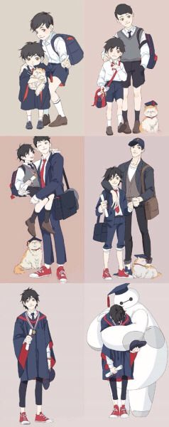 Over the years | Okay I can't take it any more. Big Hero 6 is WAY better than Frozen. No argument. Don't even try.