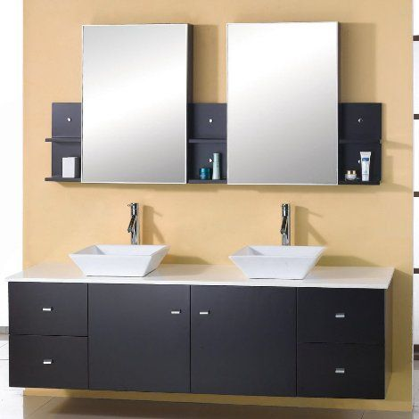 Double Sink Bathroom Vanities For More Go To Http