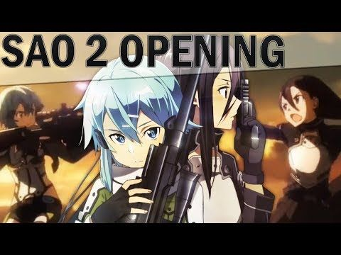 Sword Art Online 2 Opening! (SAO 2 Opening - Ignite by Eir Aoi) - [HD] - http://art-press.co/sword-art-online-2-opening-sao-2-opening-ignite-by-eir-aoi-hd/