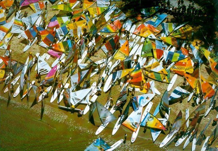 old school windsurfing# windsurfing# windsurf#