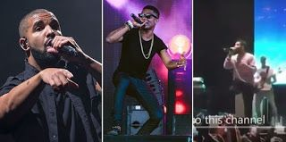 """Drake Performs Wizkid's """"Come Closer"""" At A Concert In Toronto (VIDEO)"""