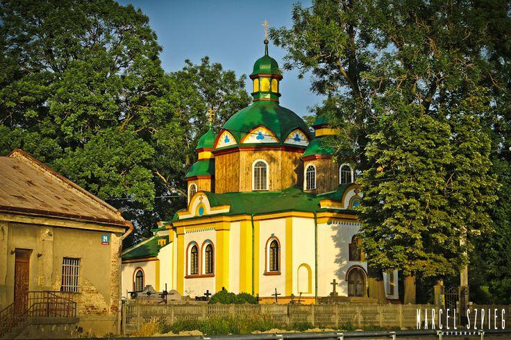 Cerkiew przy obwodnicy