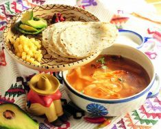 Zuppa di tortilla - Tutte le ricette dalla A alla Z - Cucina Naturale - Ricette, Menu, Diete