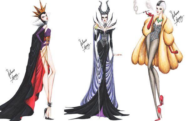 Rainha Má, Malévola e Cruella