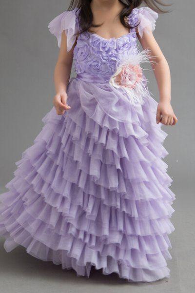Rapunzel Birthday Dress Preorder