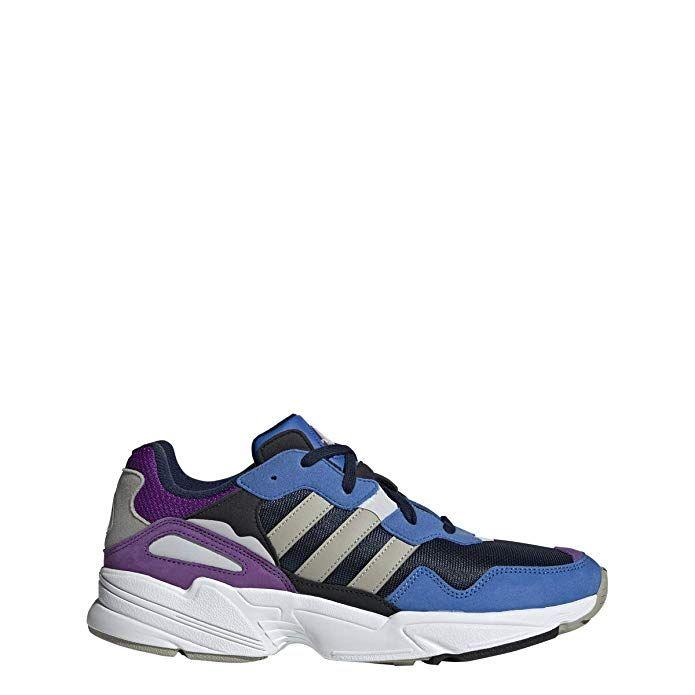 d0519290ee8bf Amazon.com | adidas Mens Falcon Sneaker, Navy/Blue, 12 | Road ...