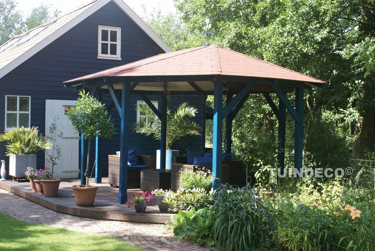 167 best images about overkapping prieel on pinterest gardens covered patios and panton chair - Prieel frame van ...