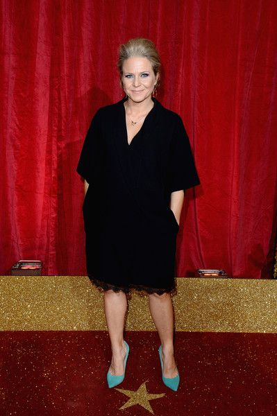 Kellie Bright attends the British Soap Awards 2016 at Hackney Empire on May 28, 2016 in London, England.