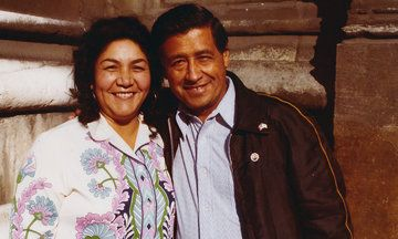 Activist Helen Chávez, Widow Of César Chávez, Dies At 88 She played a vital role in helping César Chávez launch and sustain the United Farm Workers of America.