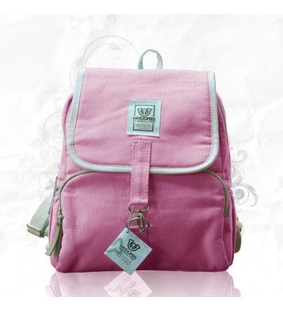 Tas Ransel Laptop Wanita - Whoopees 5026 Pink from AnyBagz - Rp 205.000: http://www.anybagz.com/index.php?route=product/product&product_id=43