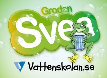 Svenskt Vatten utbildar och inspirerar Sveriges barn till att bli vattenhjältar genom en ny webbplats framtagen av Ninetech.