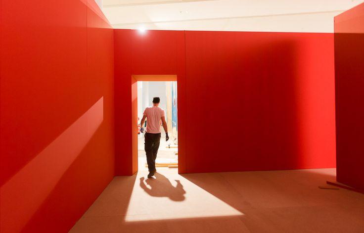 Exposición 'Camiño. A orixe'. Foto: Manuel G. Vicente.