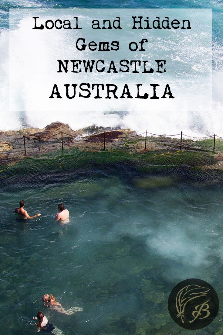 Heading to Newcastle, Australia? Here are some of the local and hidden gems you can find around town.