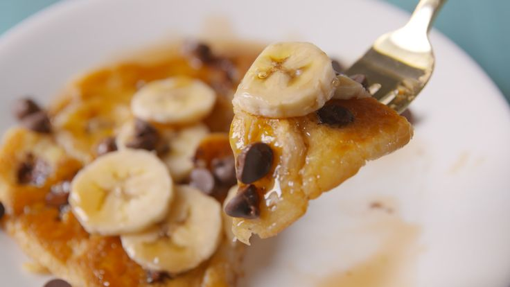 Pancake For One: Finally, a pancake recipe that makes just enough for one person.