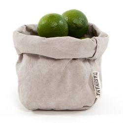 Paper Bag Grey Large or medium