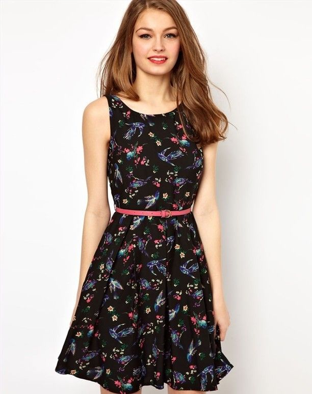 44bfc6b73f7 vestidos chulos de verano