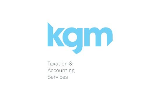 KGM Accounting - Logo
