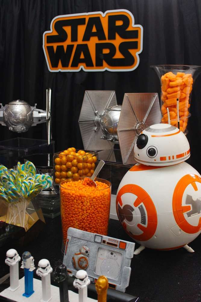 Star Wars - Rogue One Birthday Party | CatchMyParty.com