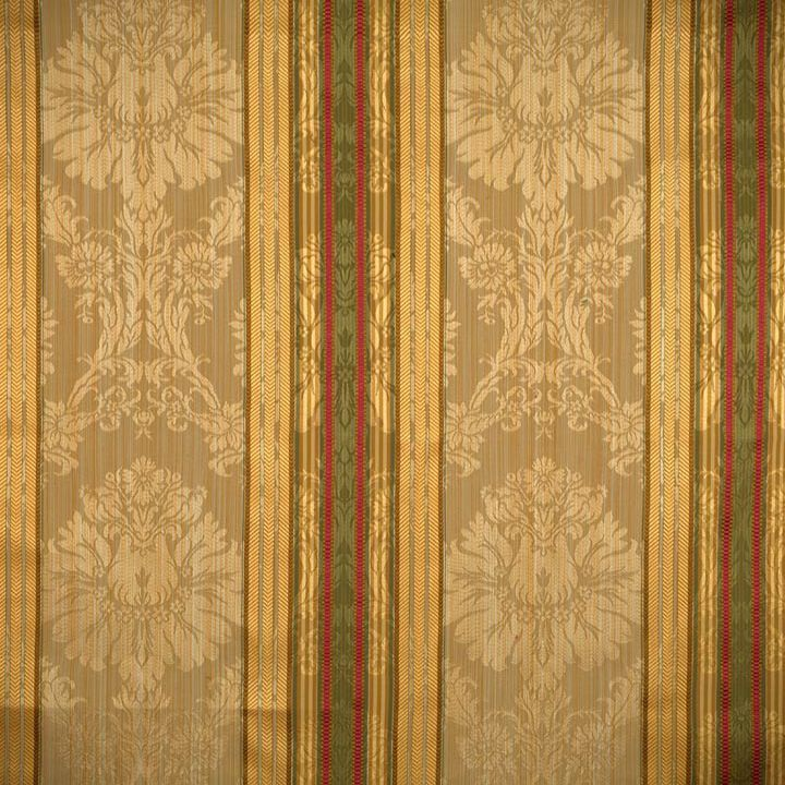26166-006 Santa Margarita – Multi On Ochre – Scalamandre Fabric | L.A. Design Concepts