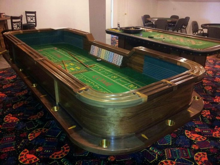 Craps Table I Made Projects I 39 Ve Made Pinterest Tables
