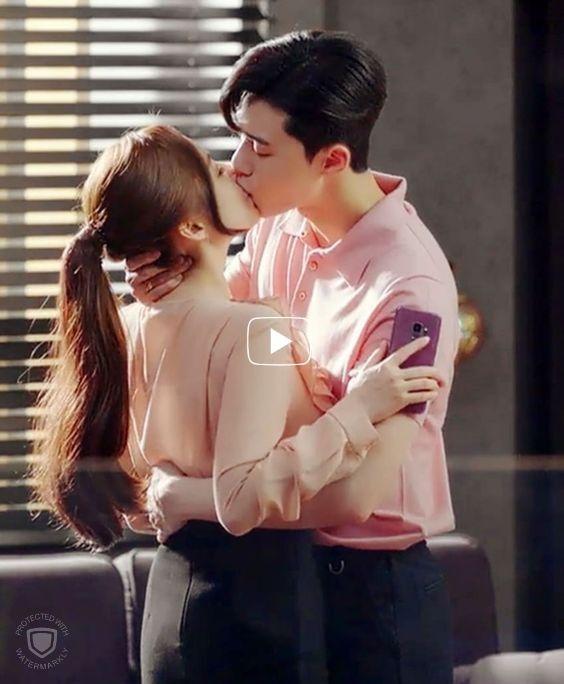 Korean Drama Hot Kiss Scene Pasangan Korea Fotografi Pasangan Selebritas