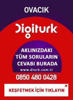 Digiturk Ovacık - Servis Satış Noktası - 0428 Tunceli