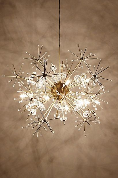 Dandelion Orbit Chandelier | Modern Lighting. Home Decor Ideas. Modern Interiors. Modern chandeliers. For more inspirational ideas take a look at: www.homedecorideas.eu