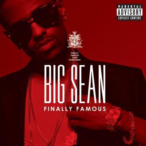 finally famous big sean   Big Sean Finally Famous Album Cover, Big Sean Finally Famous CD Cover ...