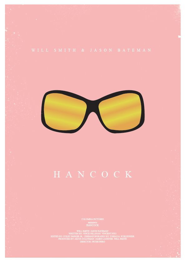 Hancock [Peter Berg, 2008] «Will Smith Selected Filmography Author: Nick Sexton»