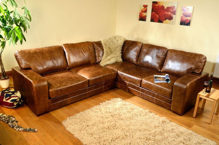 Grafton Aniline Leather Corner Sofas Mocha Can T Make My Mind Up Love This